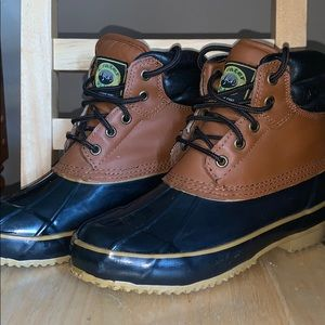 Shoes - Crater Ridge Duck Boots, Waterproof, 7 women's